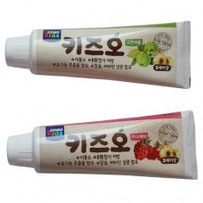 Детская органическая зубная паста 2080 Kids Toothpaste Fruits