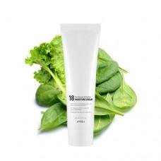 Увлажняющий крем для нормальной и сухой кожи A'pieu 18 Moisture Cream For Normal & Dry Skin