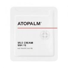 Крем на основе мультиламеллярной эмульсии Atopalm MLE Cream Sample