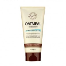 Пенка для умывания Calmia Oatmeal Therapy Cleansing Foam