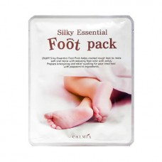 Маска для ног Calmia Silky Essential Foot Pack