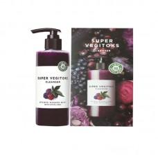Детокс-гель для повышения упругости кожи Chosungah Super Vegitoks Cleanser Purple