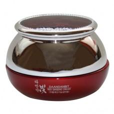 Питательный крем с экстрактом красного женьшеня Daandanbit Red Ginseng Cream