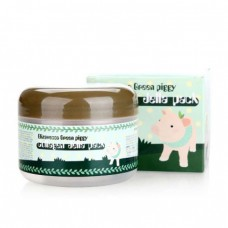 Коллагеновая ночная маска Elizavecca Green Piggy Collagen Jella Pack
