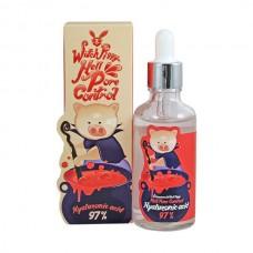 Сыворотка с гиалуроновой кислотой Elizavecca Witch Piggy Hell Pore Control Hyaluronic Acid 97%