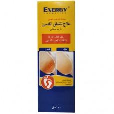 Крем для ног против трещин и сухости Energy Cosmetics Callus Therapy Remover Cream