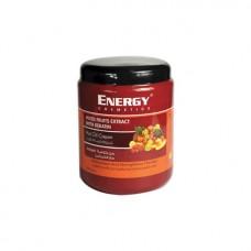 Маска бальзам для волос с экстрактом фруктов и кератином Energy Cosmetics Hot Oil Cream Mixed Fruits Extract with Keratin