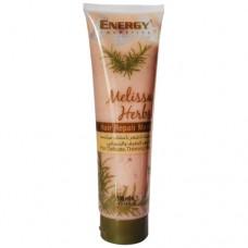 Маска для тонких волос и чувствительной кожи головы Energy Cosmetics Melissa Herbs