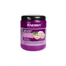 Маска бальзам для укрепления волос с кератином Energy Mask Garlic with Keratin