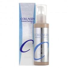 Увлажняющий тональный крем с коллагеном Enough Collagen Moisture Foundation SPF15