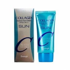 Увлажняющий солнцезащитный крем Enough Collagen Moisture Sun Cream SPF50 PA+++