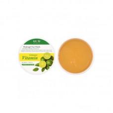 Гидрогелевые патчи с экстрактом каламанси Eyenlip Beauty Calamansi Vitamin Hydrogel Eye Patch