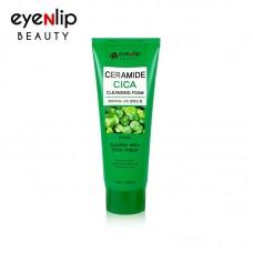 Пенка для умывания с экстрактом центеллы Eyenlip Beauty Ceramide Cica Cleansing Foam