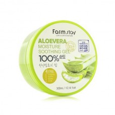 Гель с алоэ Farm Stay Moisture Soothing Gel Aloe Vera