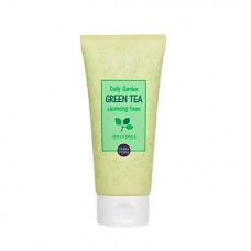 Пенка для умывания Holika Holika Daily Garden Cleansing Foam Green Tea