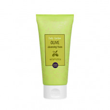 Пенка для умывания Holika Holika Daily Garden Cleansing Foam Olive