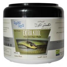 Маска для укрепления волос Krem Kap Extra Kool Cobra Mask