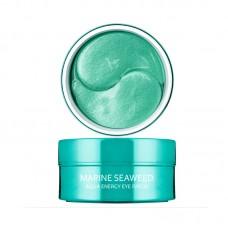 Успокаивающие гидрогелевые патчи для глаз Medi Flower Aronyx Marine Seaweed Aqua  Energy Eye Patch