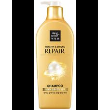Шампунь для волос восстанавливающий для сияющего блеска Mise En Scene Shine Care Shampoo