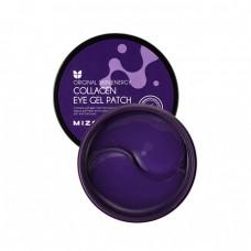 Гидрогелевые патчи Mizon Collagen Eye Gel Patch