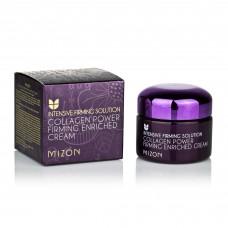Питательный крем с коллагеном Mizon Collagen Power Firming Enriched Cream
