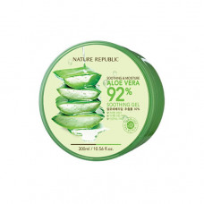 Гель с алоэ Nature Republic Soothing and Moisture Aloe Vera 92%