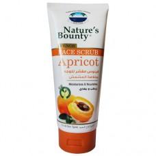 Скраб для лица увлажняющий Nature's Bounty Face Scrub Apricot