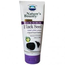 Скраб для лица с черным тмином Nature's Bounty Venos Black Seed Face Scrub