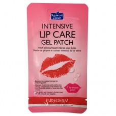 Гидрогелевый патч для губ Purederm Intensive Lip Care Gel Patch