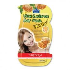 Питательная маска для волос Purederm Vital Radiance Honey