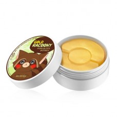 Маска под глаза Secret Key Gold Racoony Hydrogel Eye Spot Patch
