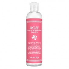 Тоник для лица Secret Key Rose Floral Softening Toner