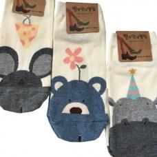 Носки трикотажные Happy Socks Animals Bbangkuannan