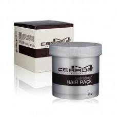 Глубоко увлажняющая маска для поврежденных волос с керамидами Somang M-Cerade Hydrating Hair Pack