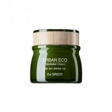 Крем успокаивающий с новозеландским льном The Saem Urban Eco Harakeke Cream