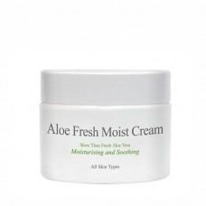Крем для лица The Skin House Aloe Fresh Moist Cream