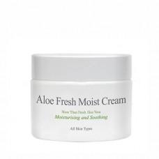 Увлажняющий крем с алоэ The Skin House Aloe Fresh Moist Cream
