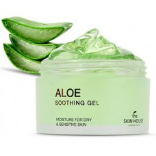 Успокаивающий гель с алоэ вера The Skin House Aloe Soothing Gel