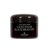 Скраб пилинг The Skin House Cacao Sugar Black Head Off