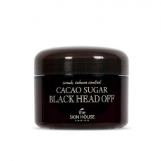Скраб пилинг The Skin House Cacao Sugar Black Head Off