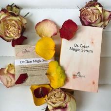 Подарочный набор чистая кожа The Skin House Dr. Clear Magic