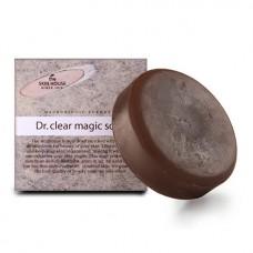 Мыло для проблемной, жирной и чувствительной кожи The Skin House Dr. Clear Magic Soap