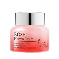 Омолаживающий крем с экстрактом розы The Skin House Rose Heaven Cream