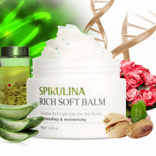 Крем-бальзам со спирулиной The Skin House Spirulina Rich Soft Balm