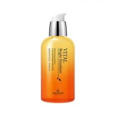 Осветляющая эмульсия для яркой кожи The Skin House Vital Bright Emulsion