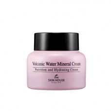 Питательный крем с вулканической водой The Skin House Volcanic Water Mineral Cream