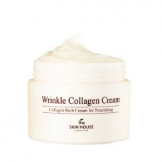 Крем для лица The Skin House Wrinkle Collagen Cream