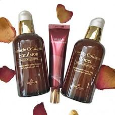 Подарочный набор антивозрастной уход The Skin House Wrinkle Collagen gift