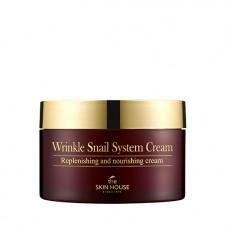 Крем для лица The Skin House Wrinkle Snail System Cream