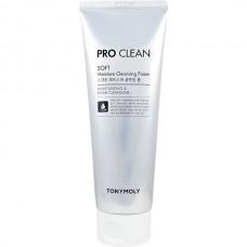 Увлажняющая пенка для умывания Tony Moly Pro Clean Soft Moisture Cleansing Foam